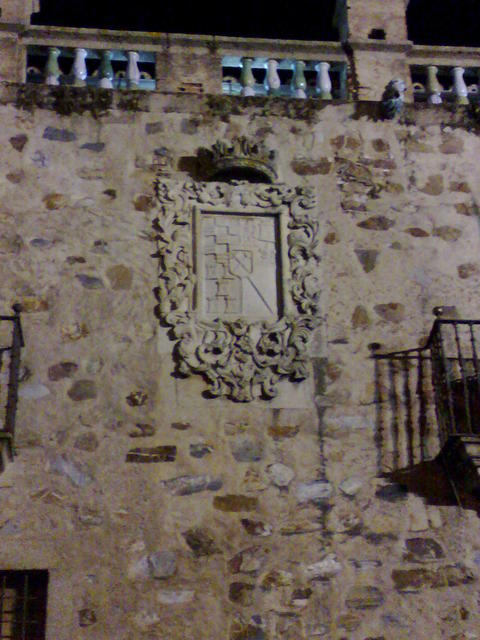 Cáceres old town