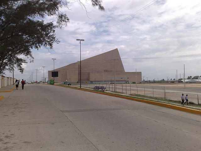 Centro de Convenciones de Coatzacoalcos