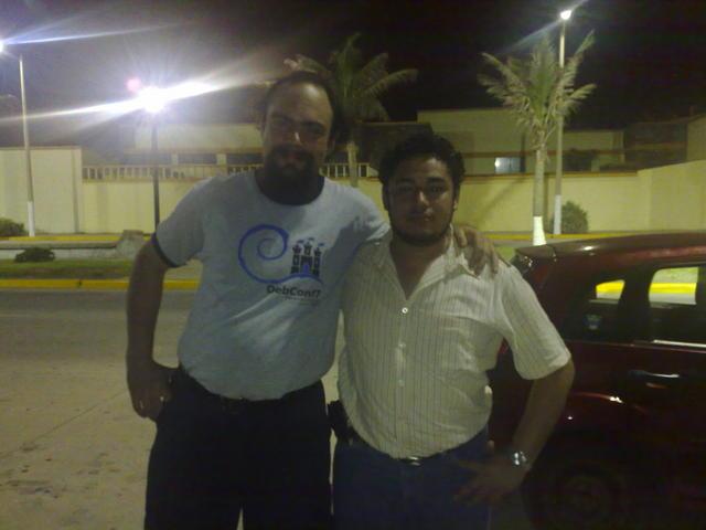 A night at the Coatzacoalcos malecon