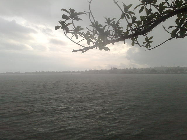 Early morning jogging in Coatzacoalcos