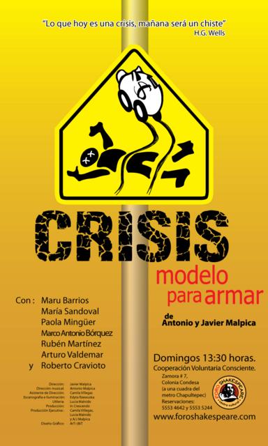 CRISIS: Modelo para armar