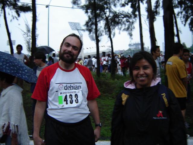 Carrera nocturna 2006 (UNAM)