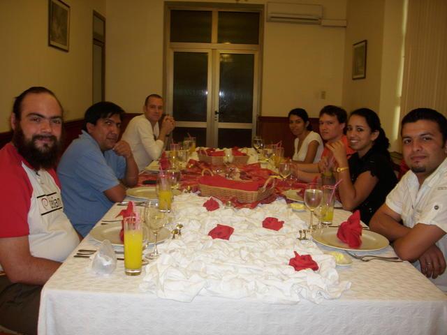 Fancy, elegant, very nice meal at La Casona