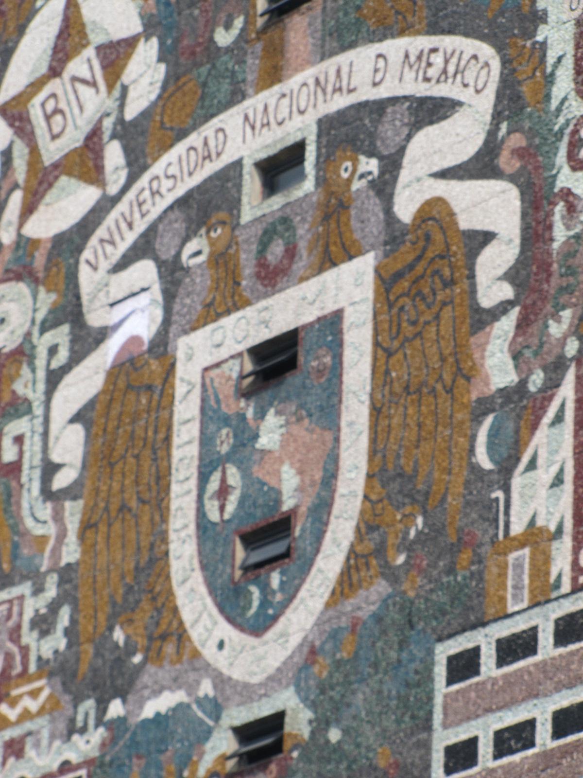 Great UNAM logo