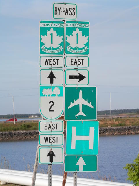 So... If East is to the right, and West is to the front, but East and West are both ahead...