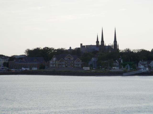 View of Charlottetown