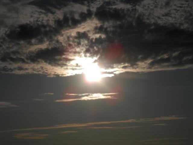 Sunset over Charlottetown