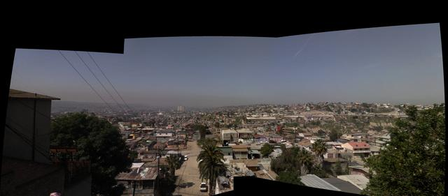 Tijuana from the Tecnológico