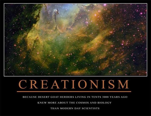 Creationism!