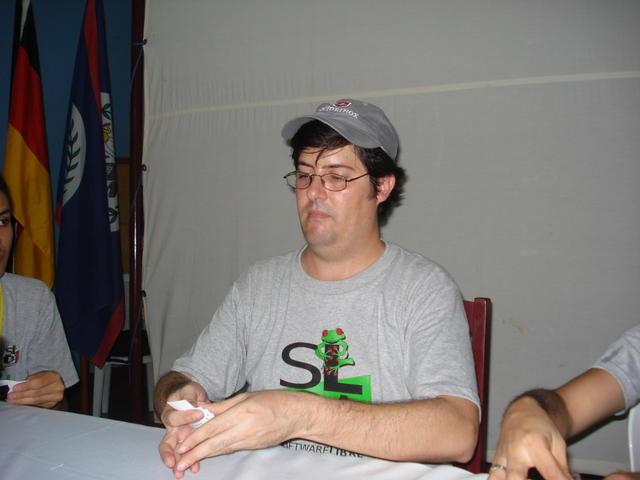Neville, Fedora ambassador in Nicaragua