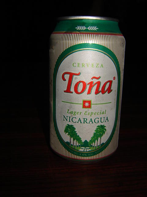 What do you drink in Nicaragua?