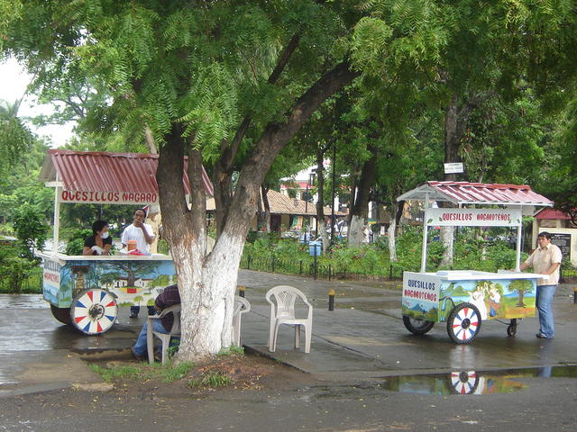 Masaya main square