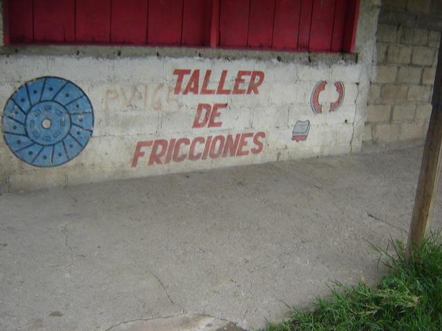 Seen in Esteli