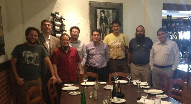 Meeting with Chilean sysadmins