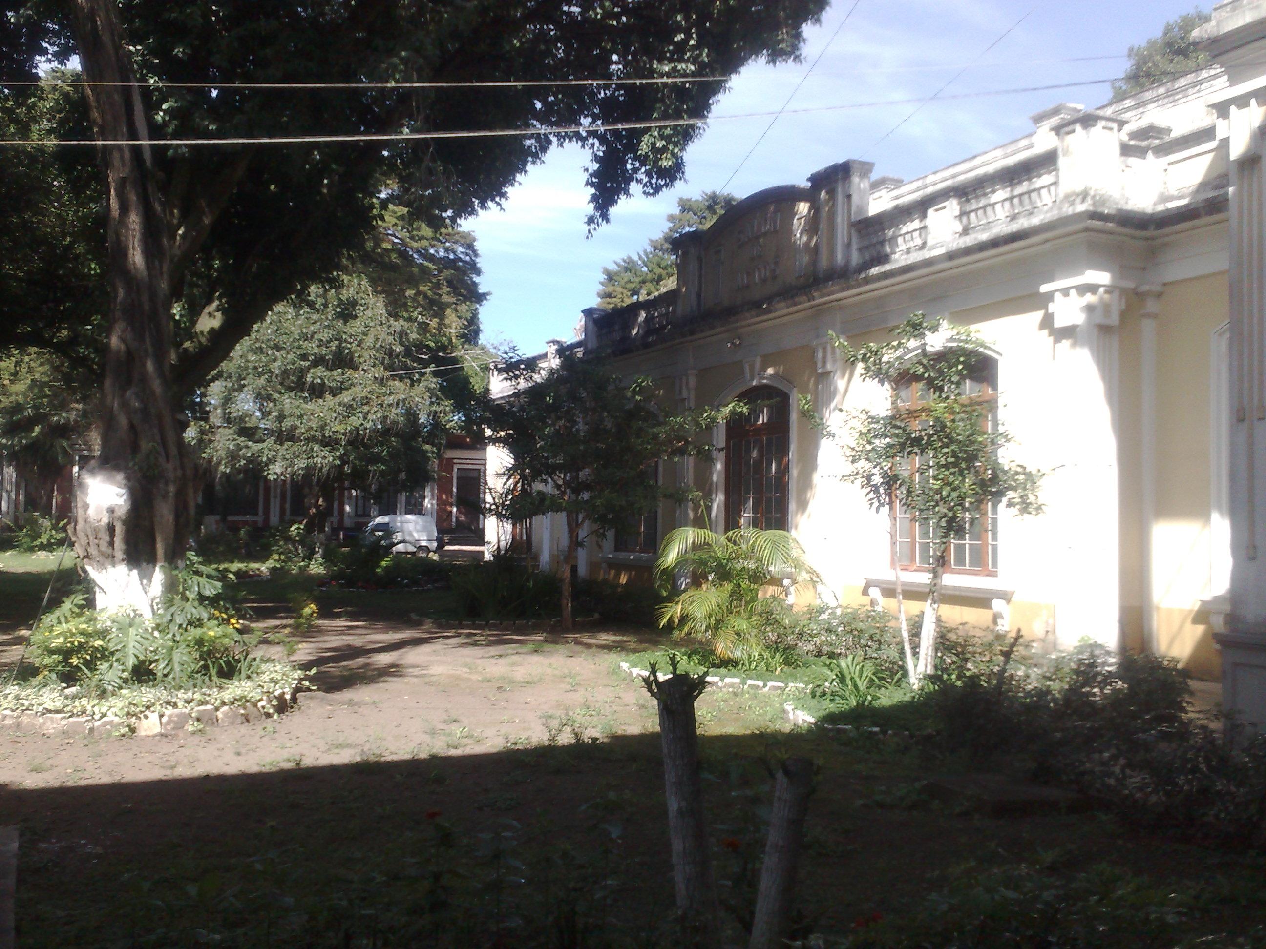 Paraninfo universitario, Guatemala