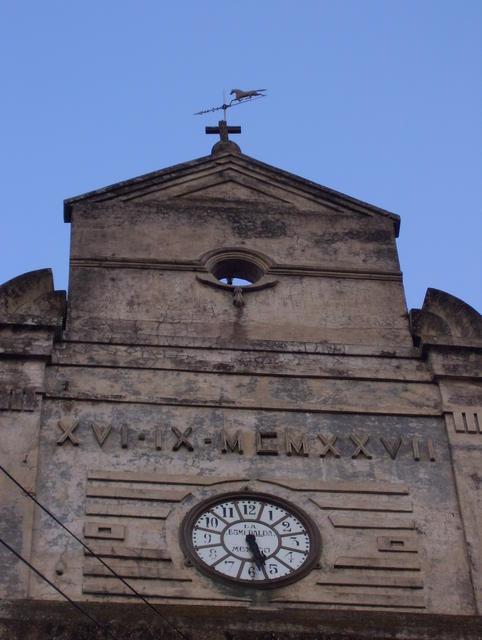 Xilitla's church