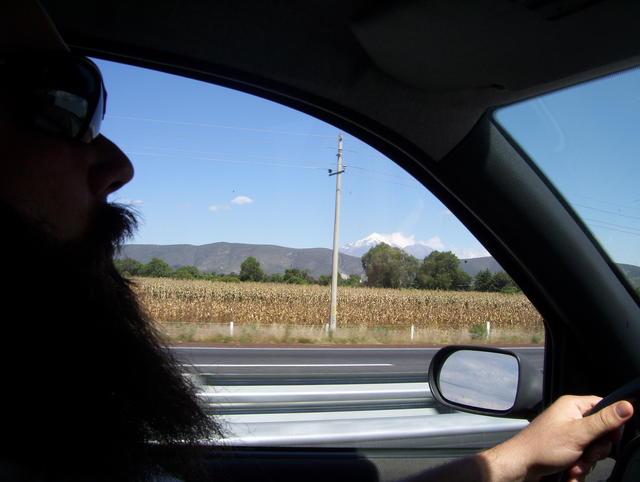 Driving Eastern Puebla