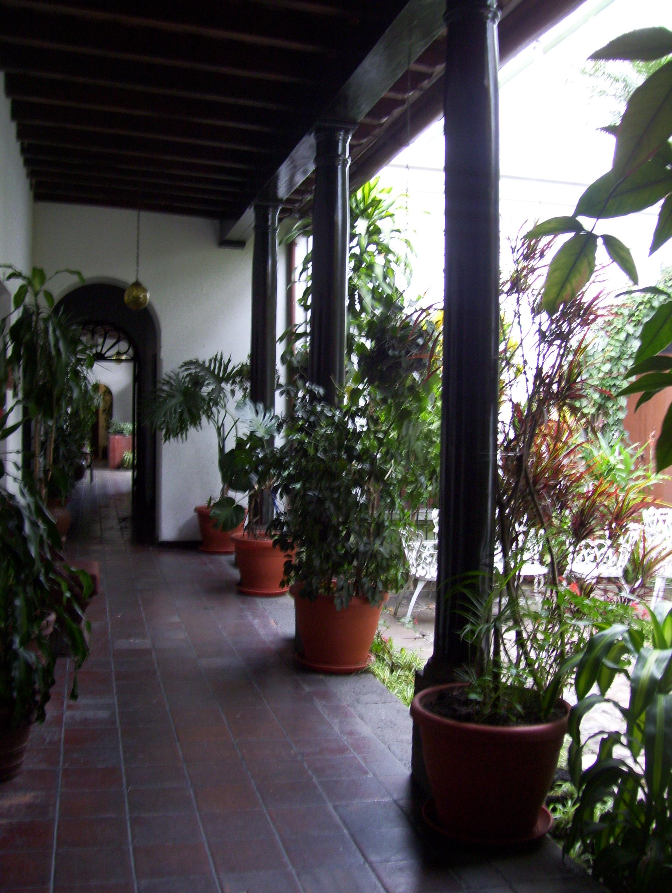 Hotel Spring, in Guatemala City