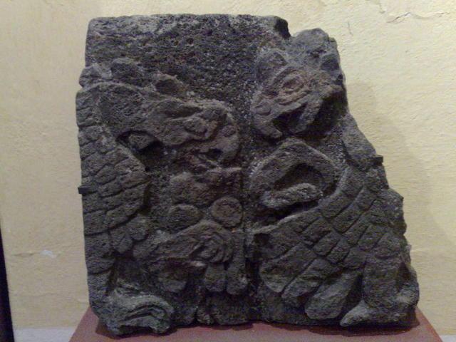Santa Cecilia Acatitlan site museum, Tlalnepantla