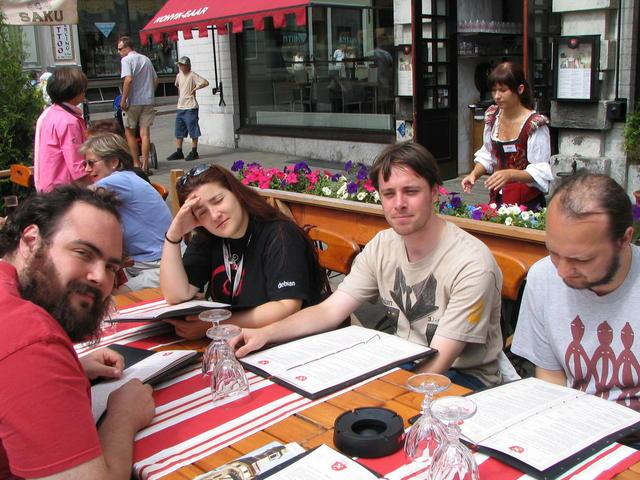 Lunchtime - Downtown Talinn
