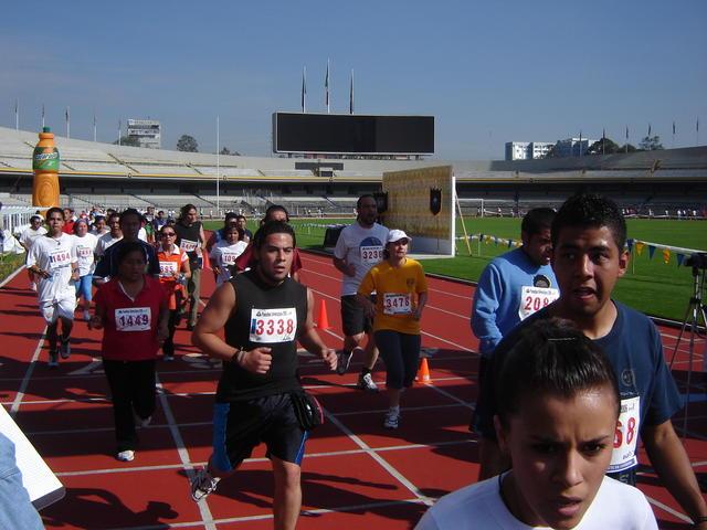 Pumathon 2006 - Nov 05