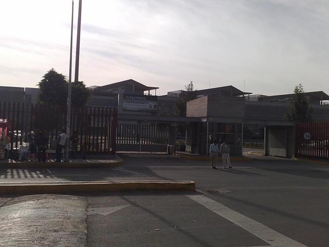 UACM Tezonco entrance