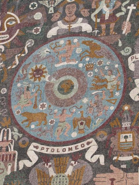 Ptolemaic cosmovision