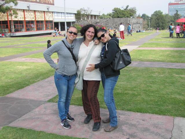Selene, Regina and Michelle