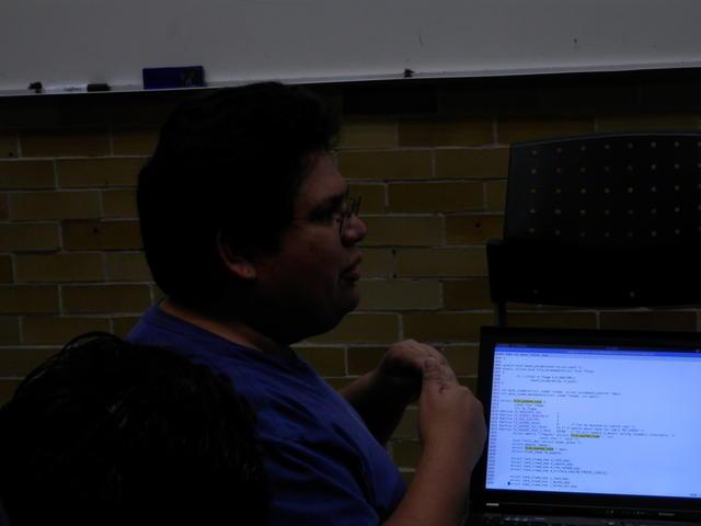 Kaz explaining ext4