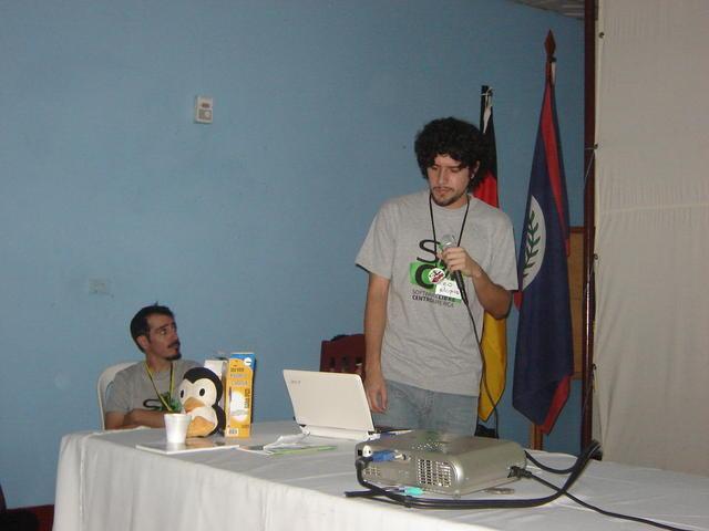 Leo (Leandro, UY/NI)  and Leo (Elopio, CR)