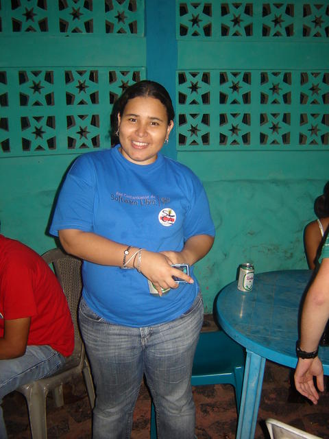 Jennifer, from the Costa Rica group